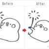 イラスト初心者向け、お手本なしの模写の上達法519-9